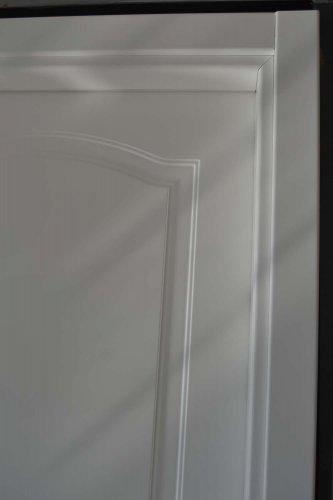 Porta Pantografata con Decoro, laccata Bianco standard (3)
