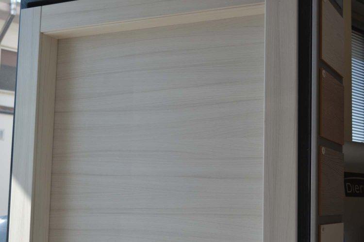 porta liscia colore Palissandro Bianco (2)