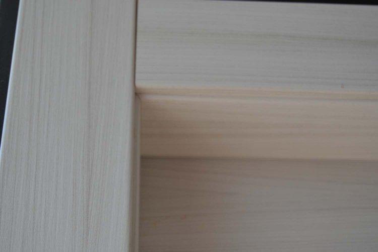 porta liscia colore Palissandro Bianco (3)