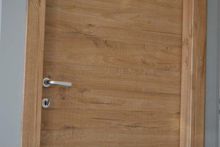 porta liscia colore QUERCIA BIONDO (2)